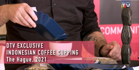 #DTV Exclusive – Indonesian Coffee Cupping, The Hague 2021