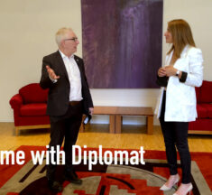 DTV Real Time with Diplomat – Ambassador Kelly, Ireland