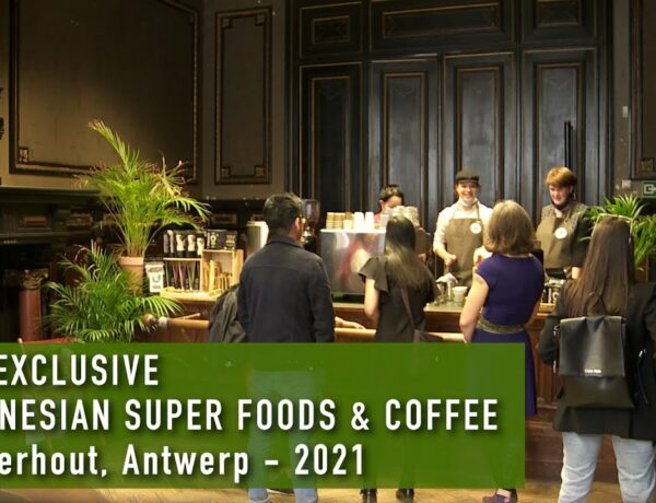 #DTV Exclusive: Indonesian Super Foods and Coffee, Borgerhout – Antwerp